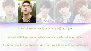 B1A4 - ???? ( Melancholy ) [Lyric] MP3