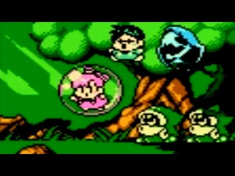 Bubble Bobble Part 2 (NES) Playthrough - NintendoComplete