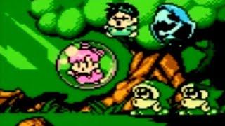 Bubble Bobble Part 2 (NES) Playthrough - NintendoComplete