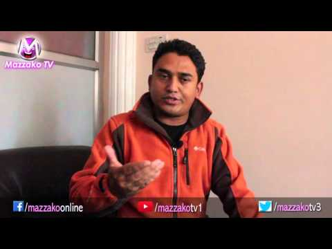 Mazzako Guff with Sitaram Kattel 'Dhurmus' || सिताराम कट्टेल || Mazzako TV