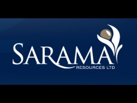 Sarama Resources - Incredible Value/Location as Gold Miners Consolidate in Africa