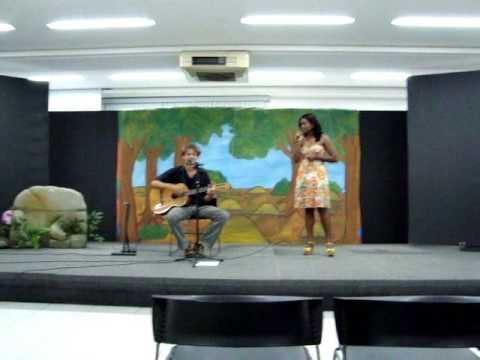 Rick Medeiros e Naty Silva - Sabá e Chão de Giz