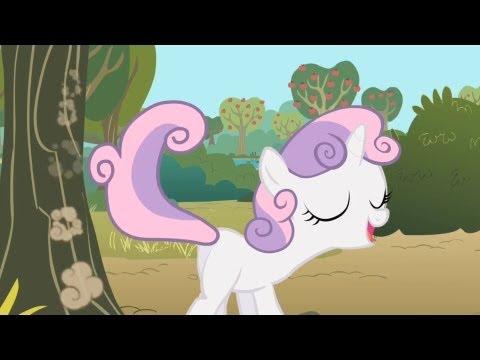 Sweetie Belle - Sweetie Belle sings the Cutie Mark Crusaders Song