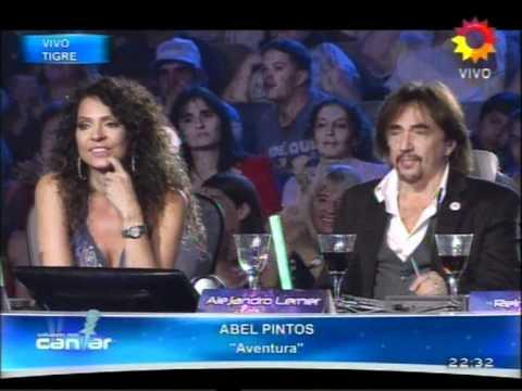 Soñando por cantar ABEL PINTOS VICTORIA SES AVENTURA 17 04 2012