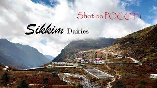 Sikkim Dairies| shot on POCO F1 | Travelogues