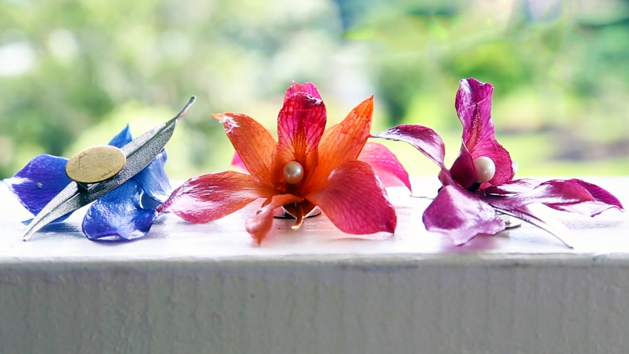 Our Really REAL Hawaiian Orchids