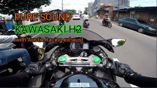 PURE SOUND H2 + AUSTIN RACING EXHAUST | #15