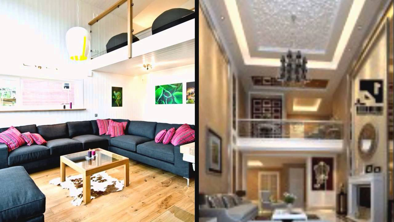 Double Volume High Ceilling Living Hall Area Id Youtube