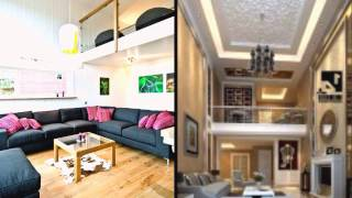 Double Volume/High Ceilling Living Hall/Area ID