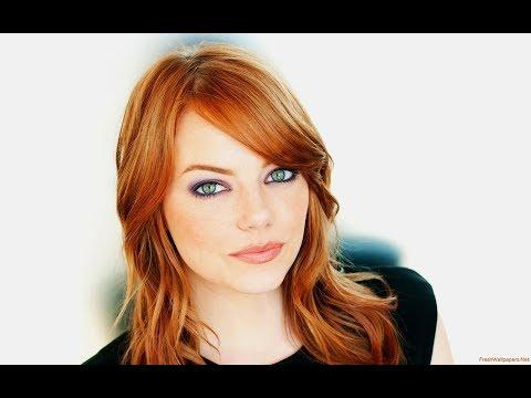 The Beautiful World Celebrity Redheads