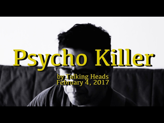 Psycho Killer (Acoustic) by Talking Heads
