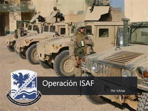Operación International Security Assistance Force - Interclan UST 101