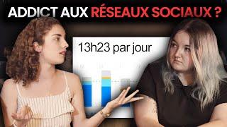 ADDICTS AUX RÉSEAUX SOCIAUX vs DÉCONNECTÉS - Hexagone