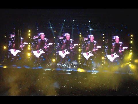 Metallica Live in Korea 2017.1.11 메탈리카 내한 Live HD