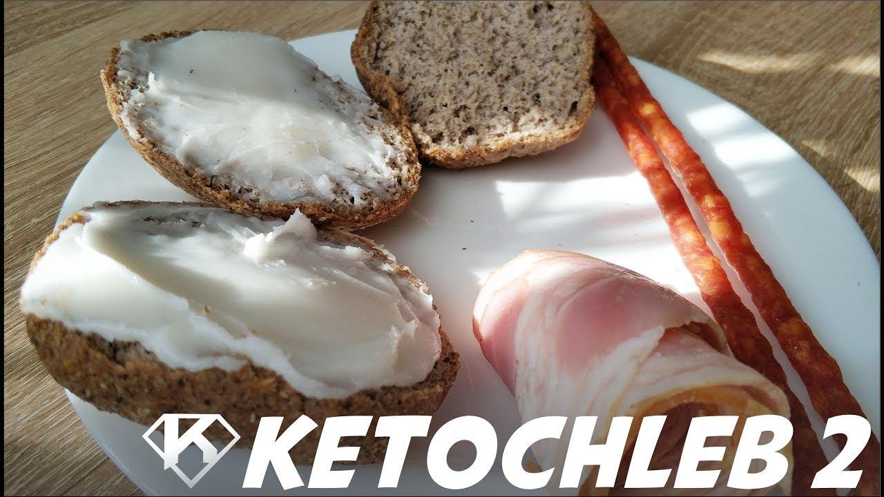 Chleb Niskoweglowodanowy Typ B Ketopantoflarz