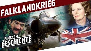 Ein Krieg aus gekränktem Stolz - Der Falklandkrieg I DER KALTE KRIEG