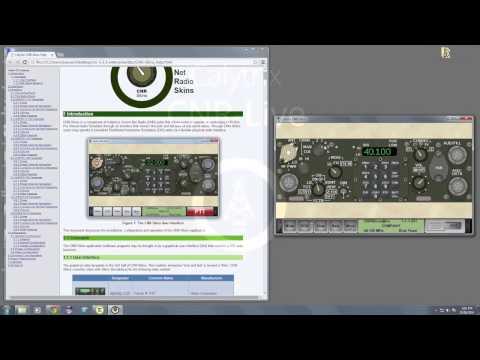 Calytrix Radio Desktop Training System