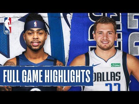 TIMBERWOLVES At MAVERICKS | FULL GAME HIGHLIGHTS | February 24, 2020