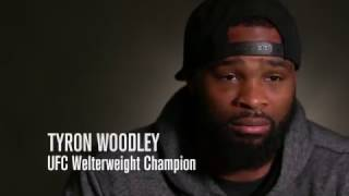 UFC 209: Woodley Vows Beat Down for Wonderboy
