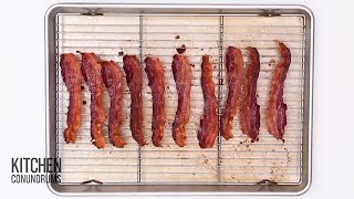 How To Cook Crisp Smoky Bacon - Kitchen Conundrums With Thomas Joseph