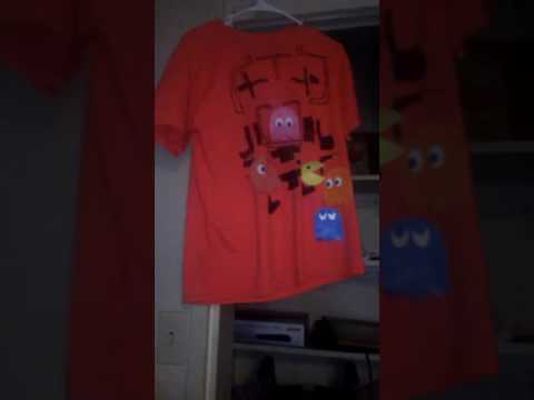 Pac Man T Shirt