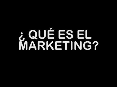 ¿Qué es el Marketing? y sus diferentes tipos de público objetivo
