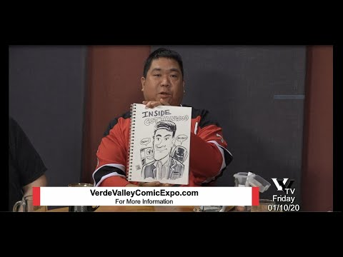 Inside Cottonwood - Verde Valley Comic Expo!