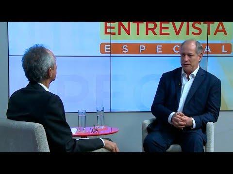 CIRO GOMES — TV E Entrevista