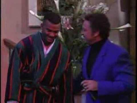 Carlton Banks and Tom Jones Scene (Fresh Prince of Bel Air)