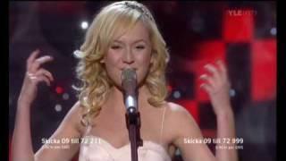 [ESC] 2010 SWEDEN Anna Bergendahl - This Is My Life (Melodifestivalen 2010 Final)