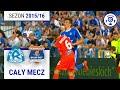 Ruch Chorzów - Termalica Bruk-Bet Nieciecza [1. połowa] sezon 2015/16 kolejka 06