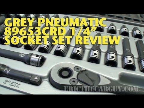 Grey Pneumatic 89653CRD 1/4