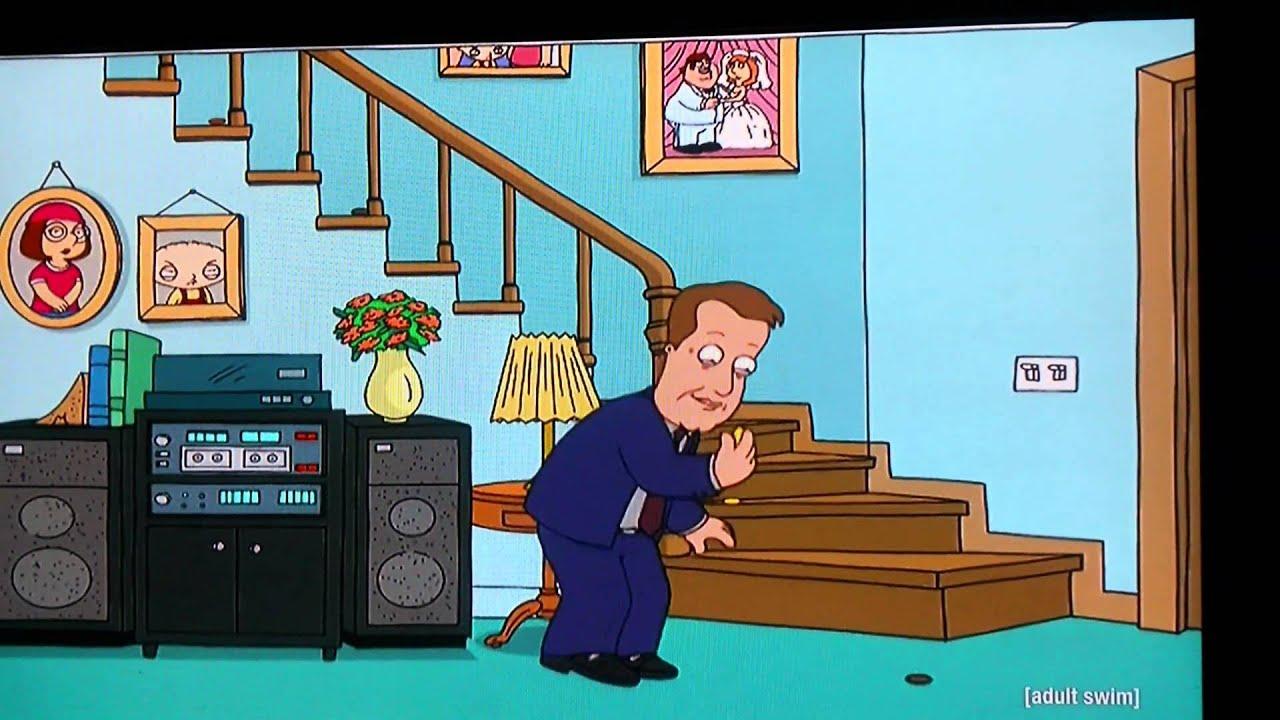 James Woods -- Family Guy Candy Joke Made NO SENSE to Me