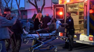 Police catch suspect who fled after cop