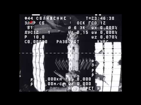 Cargo Ship Leaves ISS