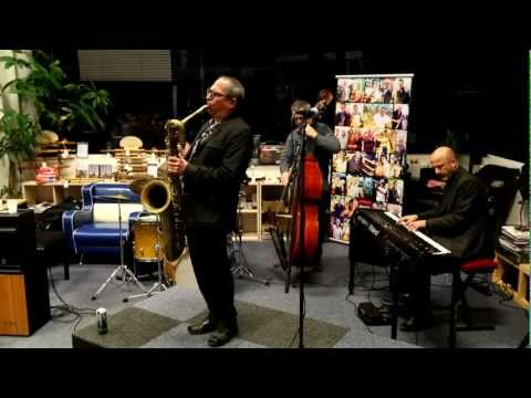 Gary Smulyan @ Sax.co.uk Masterclass