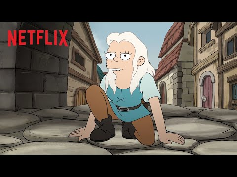 Disenchantment | Das ist Bean I Netflix