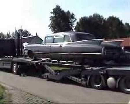 1960 Cadillac Fleetwood Limousine barnfind