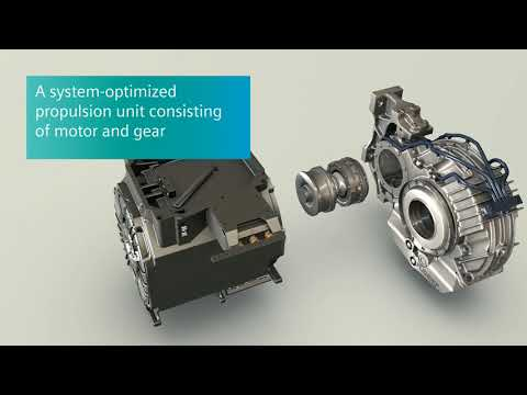 Siemens – the innovative force in propulsion systems for all types of mobility