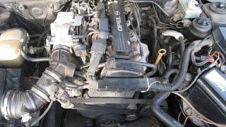 Диагностика Opel Omega B 2.0 X20SE