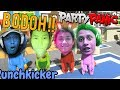 NGAKAK! 4 MANUSIA BODOH WKWK - Party Panic Funny Moments