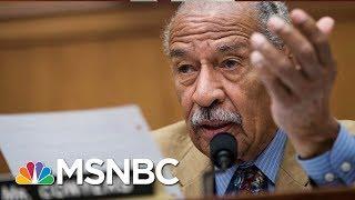 Detroit Free Press: Rep. John Conyers Must Resign | Velshi & Ruhle | MSNBC