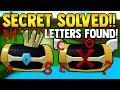 HIDDEN CHEST SECRET *SOLVED* | Build a boat for Treasure ROBLOX