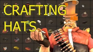 TF2: Crafting hats: Episode 14 >Team Fortress 2<