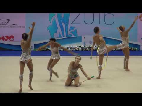 Кубок мира Казань 2016. Художественная гимнастика. День 3. Россия