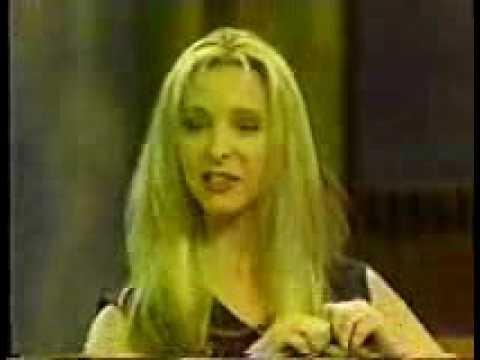 Friends Cast on Oprah in 1995