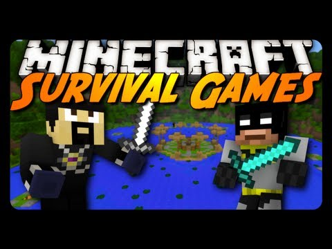 Minecraft: BEST ENCHANTMENTS EVER! (Hunger Games Survival)