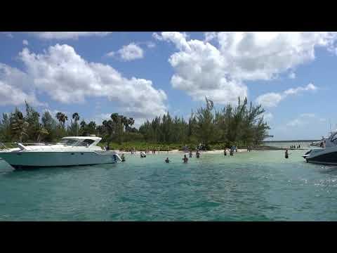 Starfish Point On Grand Cayman Island