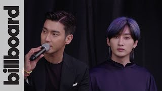 Super Junior Discuss Chart Success of