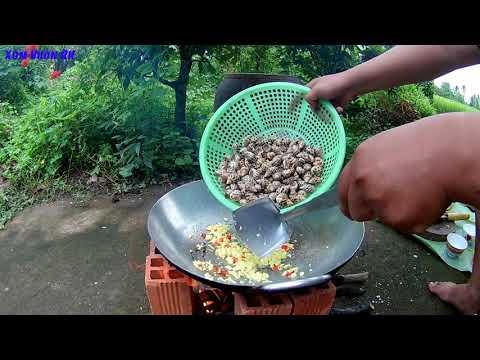 Ốc hương xào bơ tỏi – Dễ nấu dễ làm